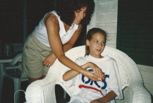 me and susie 12th bday